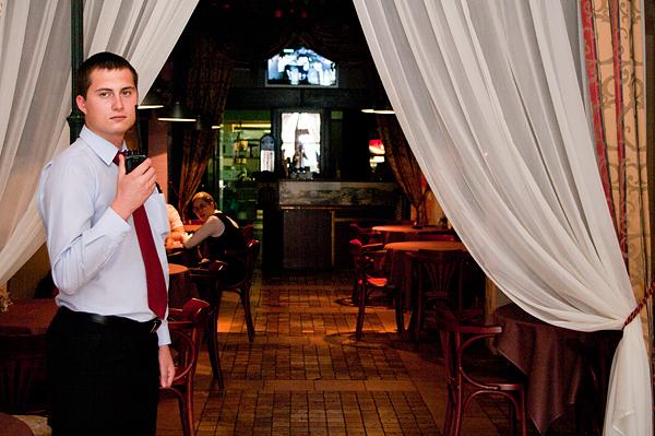 Охрана кафе и ресторанов